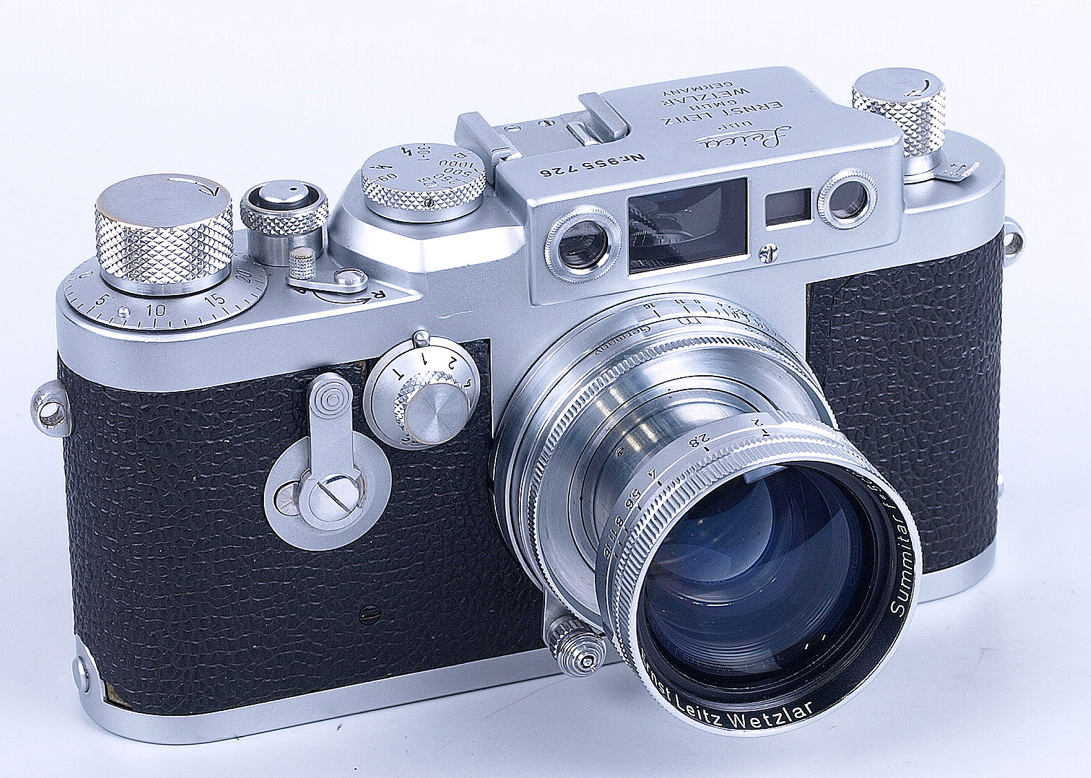 Leica rangefinder