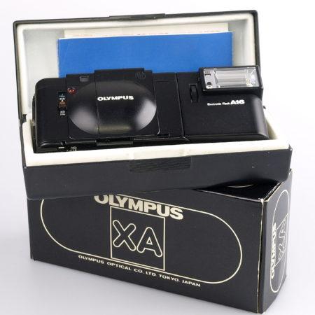 Olympus rangefinder