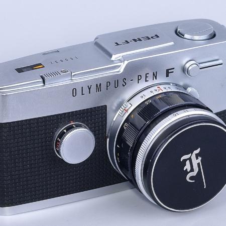 Olympus Pen F system